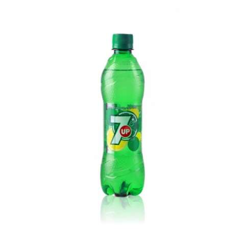 7Up - üveges