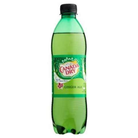 Canada Dry - üveges